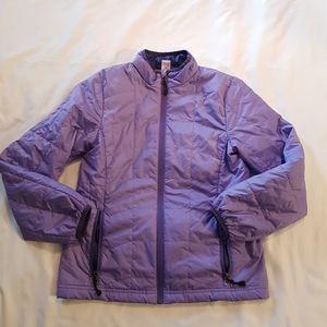 EUC REI purple jacket